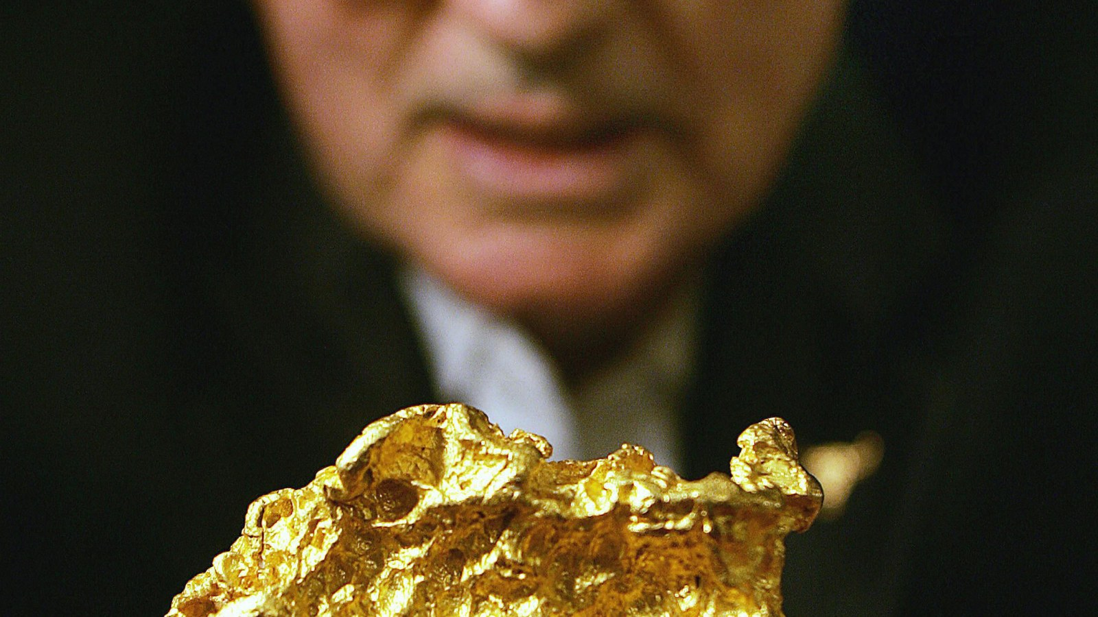 Retired Prospector Unearths 4 4 Pound Gold Nugget: 'He Was