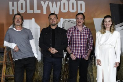 Once Upon a Time in Hollywood PostCreditsScene
