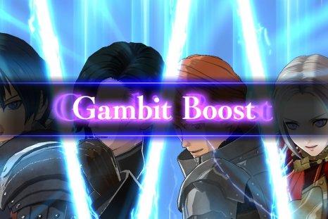 fire emblem three houses gambit boost