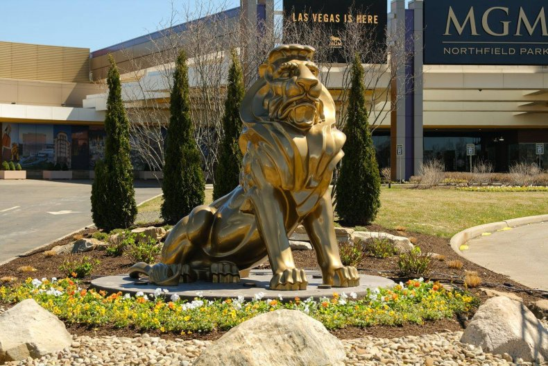 MGM Northfield Park Casino In Cleveland