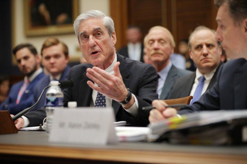 Robert Mueller Testimony