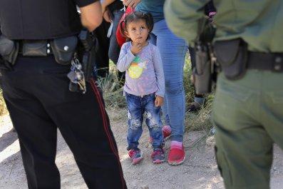 Border Protection Girl Criminal Threat