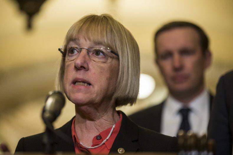 Senator Patty Murray Democrat