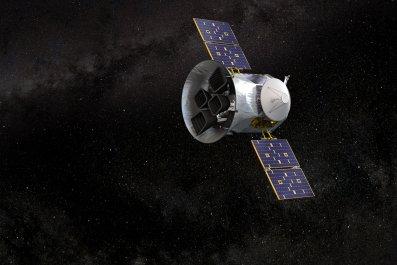 NASA, TESS