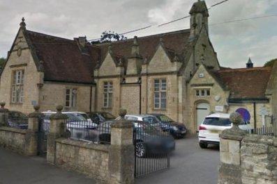 Burford Primary School in Oxfordshire