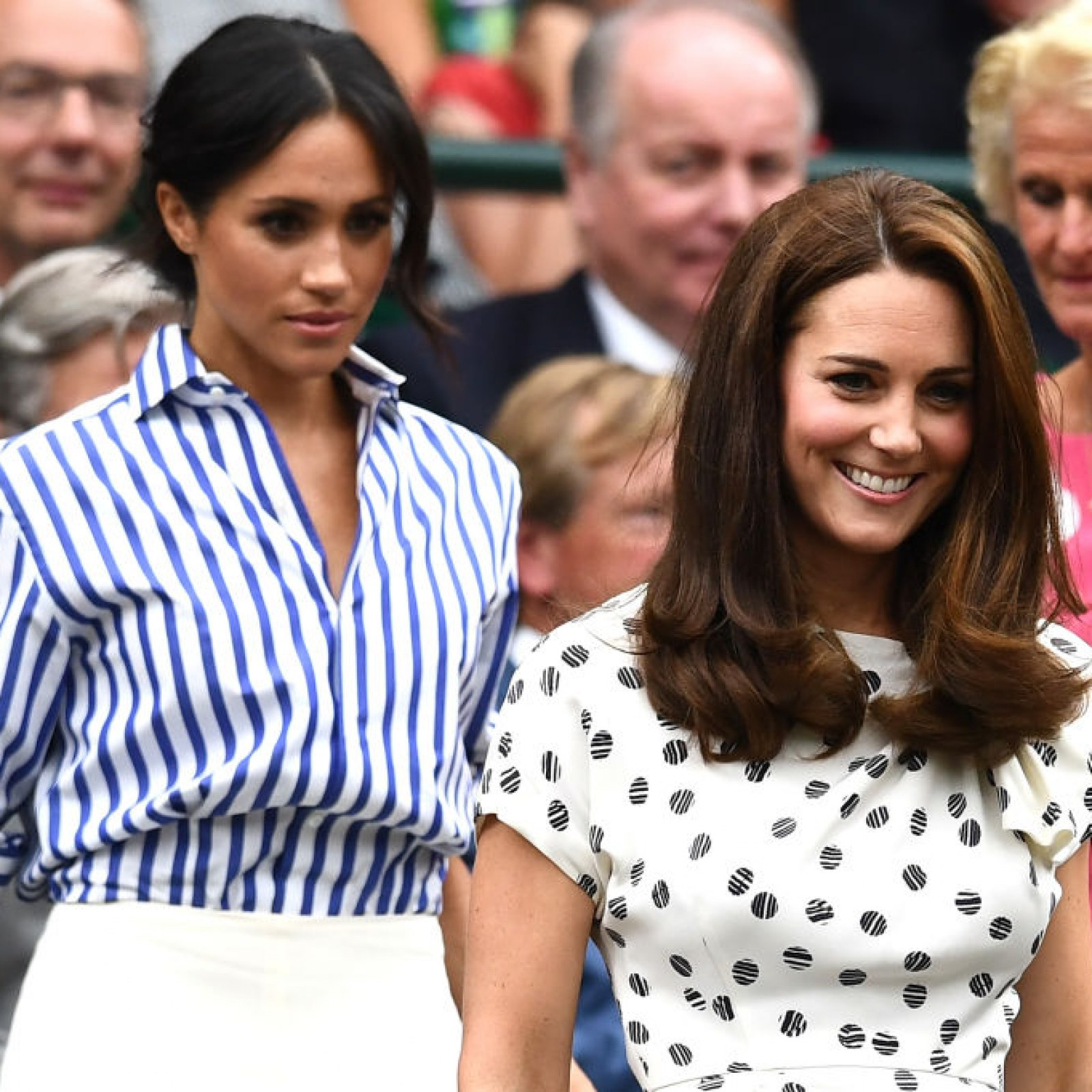 Double Standard? Meghan Markle's Vogue Cover Receives