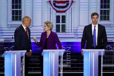 Second Democratic Debate Live Stream