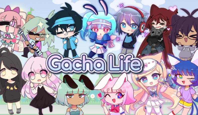 Gacha Life Amino app