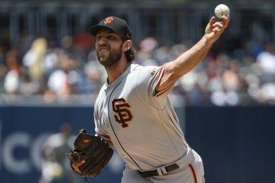 Madison Bumgarner, San Francisco Giants