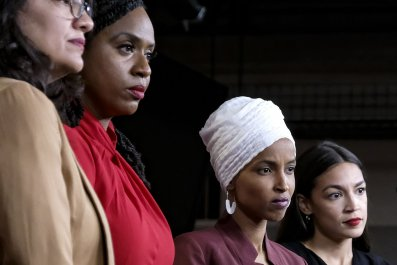 The Squad speaks at U.S. Capitol