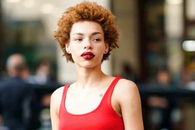 Carissa Pinkston transgender model