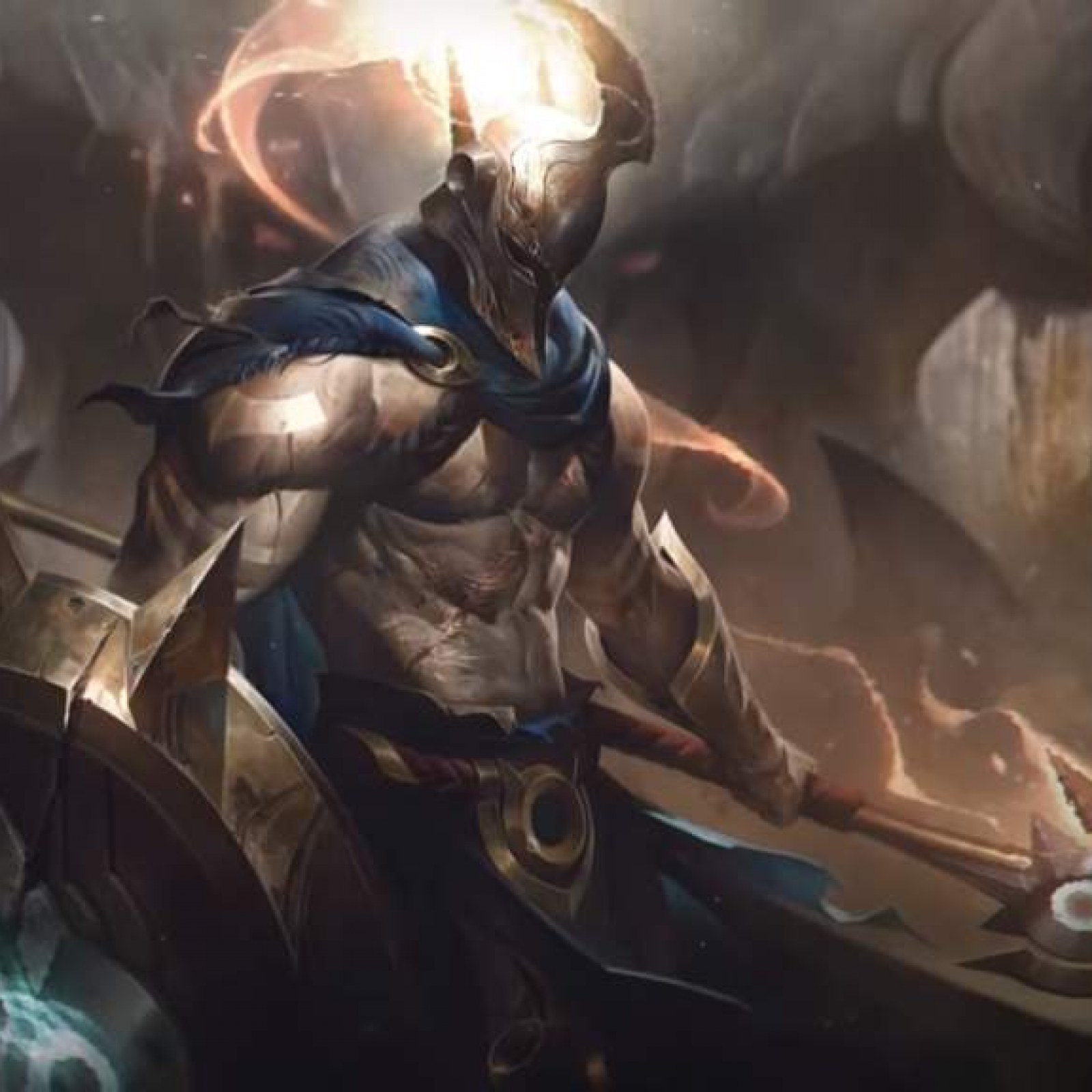 League Of Legends Pantheon Rework Abilities Leak Shows Off What