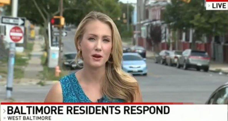 fox baltimore rat reporter live
