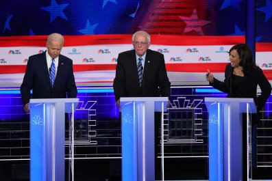 Second Democratic Debate Live Stream2