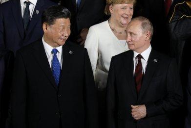 china russia xi putin g20