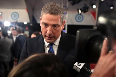 Democratic presidential candidate Rep. Tim Ryan