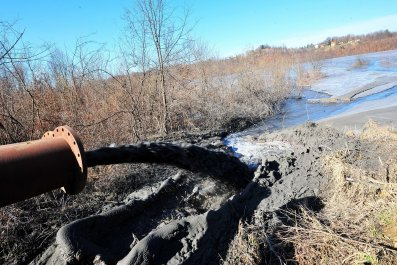 coal ash, arsenic, pollution, EPA