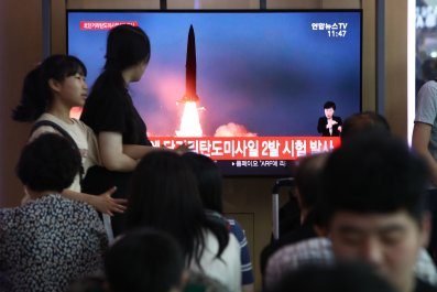 North Korea, missile, launch, test, new, Iskander