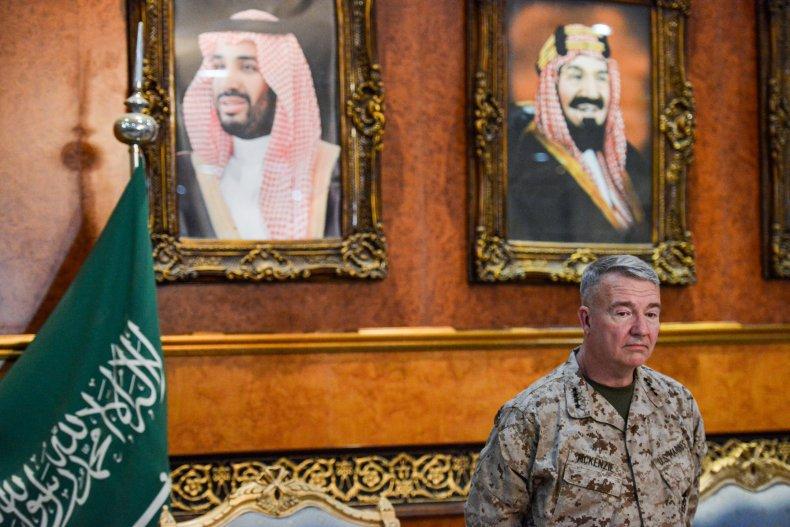 us military saudi arabia iran