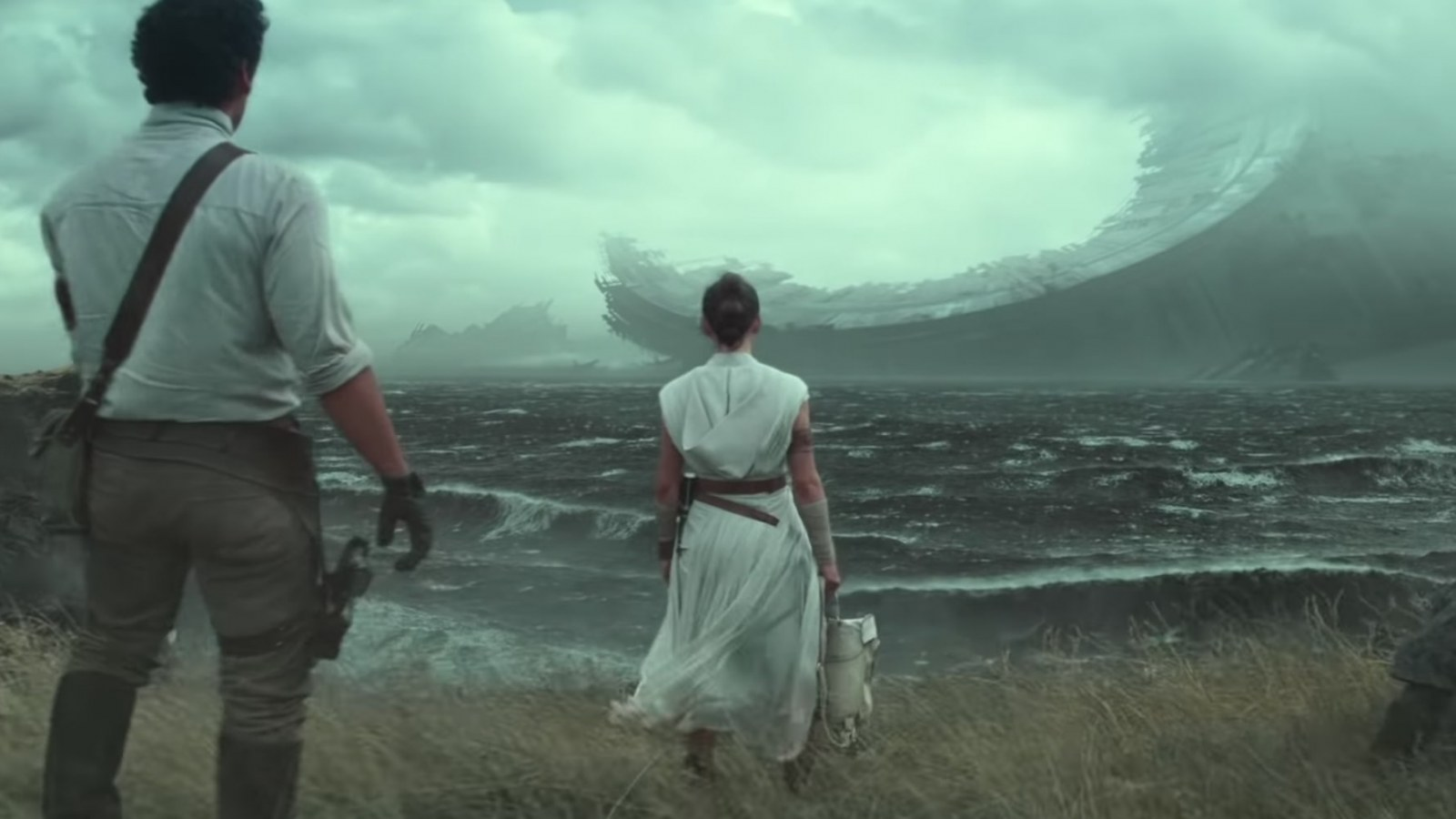 Star Wars The Rise Of Skywalker Leaks Suggest Death Stars Are Back