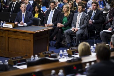 Mark Zuckerberg testify