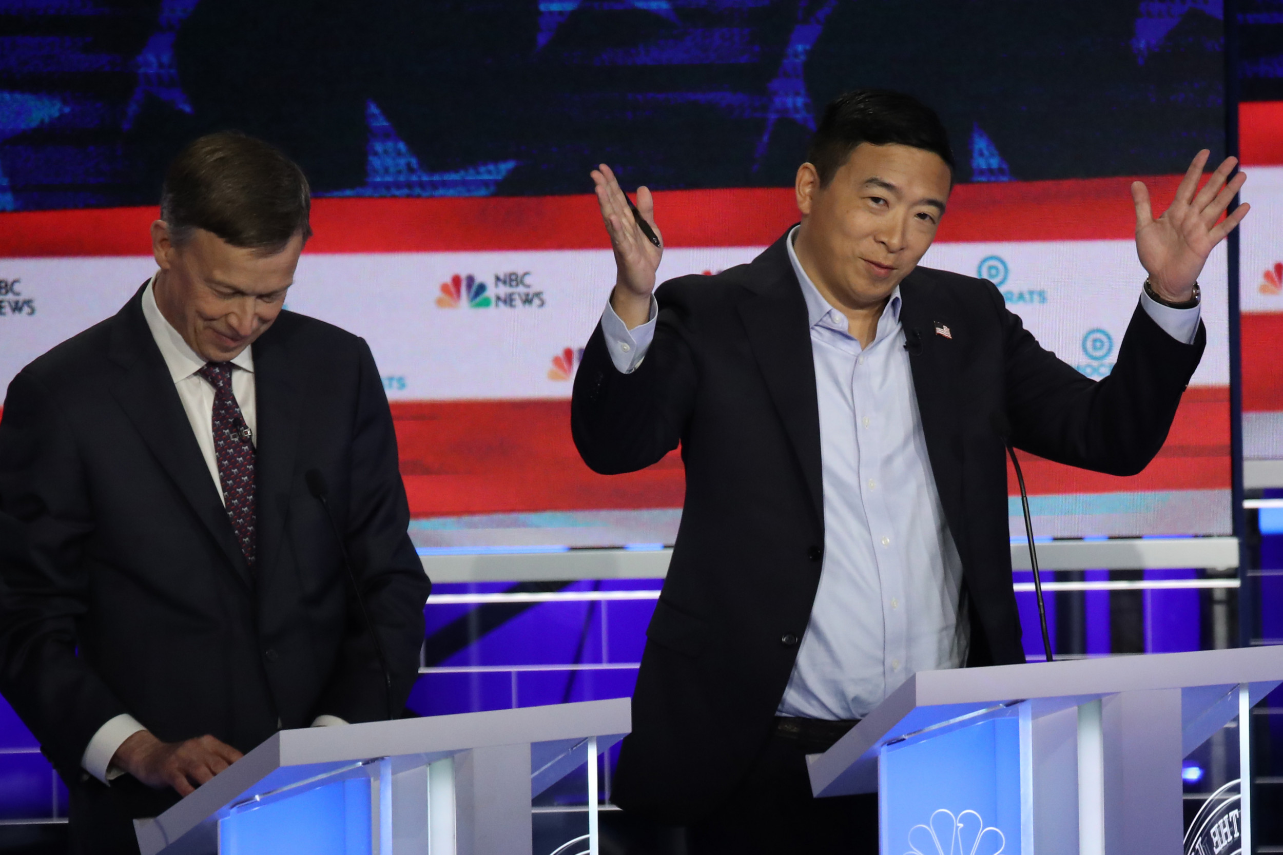 Andrew Kwong andrew yang net worth: democratic candidate who promises