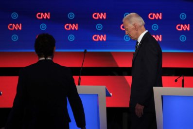 Joe Biden debate
