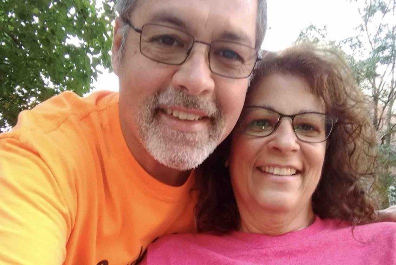 Marie and Matthew Trainer, Ohio