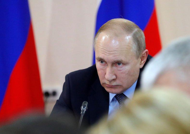 Vladimir Putin, Donald Trump, wildfires, Siberia