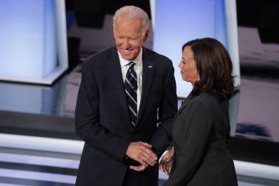Harris, Biden