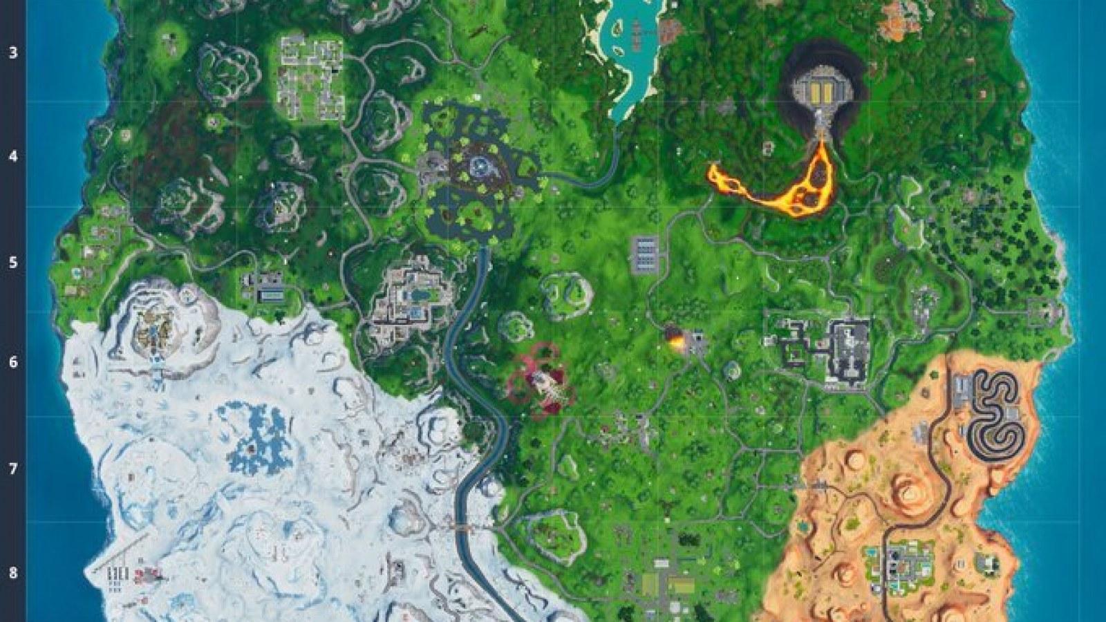 Fortnite' Update 10 0 Adds New Season X Map & BRUTE - Patch