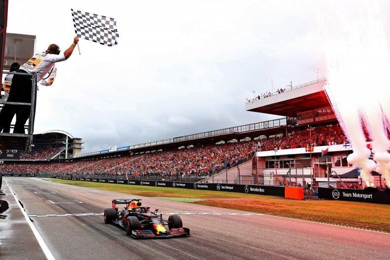 Max Verstappen, Formula One