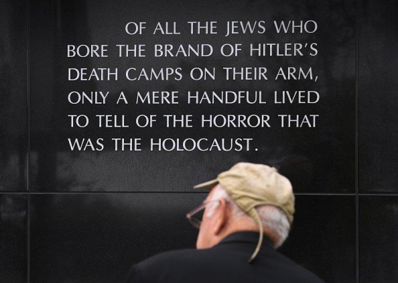 holocaust memorial los angeles
