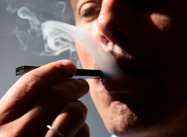 e-cigarette juul new study dangerous chemicals