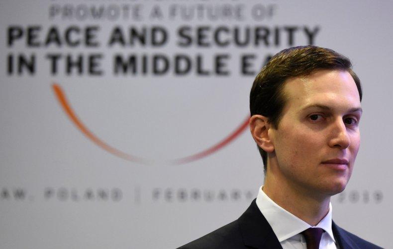 Jared Kushner No Peace Plan