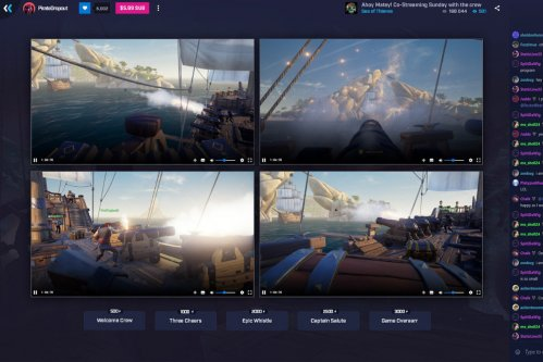 TwitchIsOverParty Trends As Users Vow to Leave Platform
