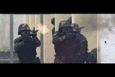 china military hong kong riot