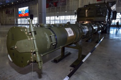 Russia, INF treaty, Russia, nuclear