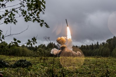 russia military cruise missile iskander