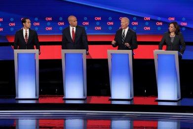 Democrats Biden debate
