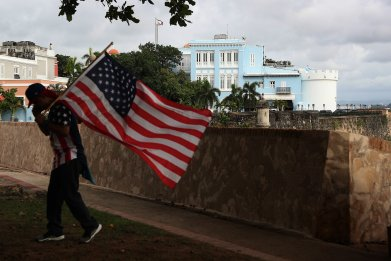 Puerto Rico wait billions funding says HUD