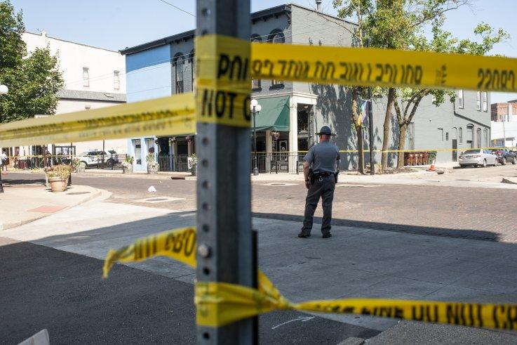 Megan Betts, Dayton, Ohio, Shooter's Sister, Among 9 Killed