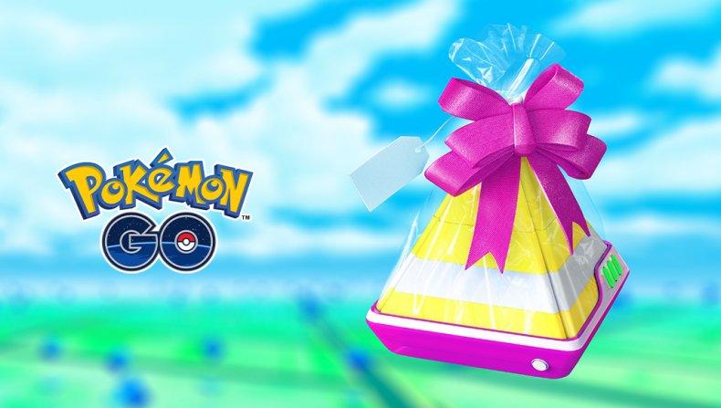 pokemon go gift event start time