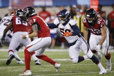 Denver Broncos, Atlanta Falcons