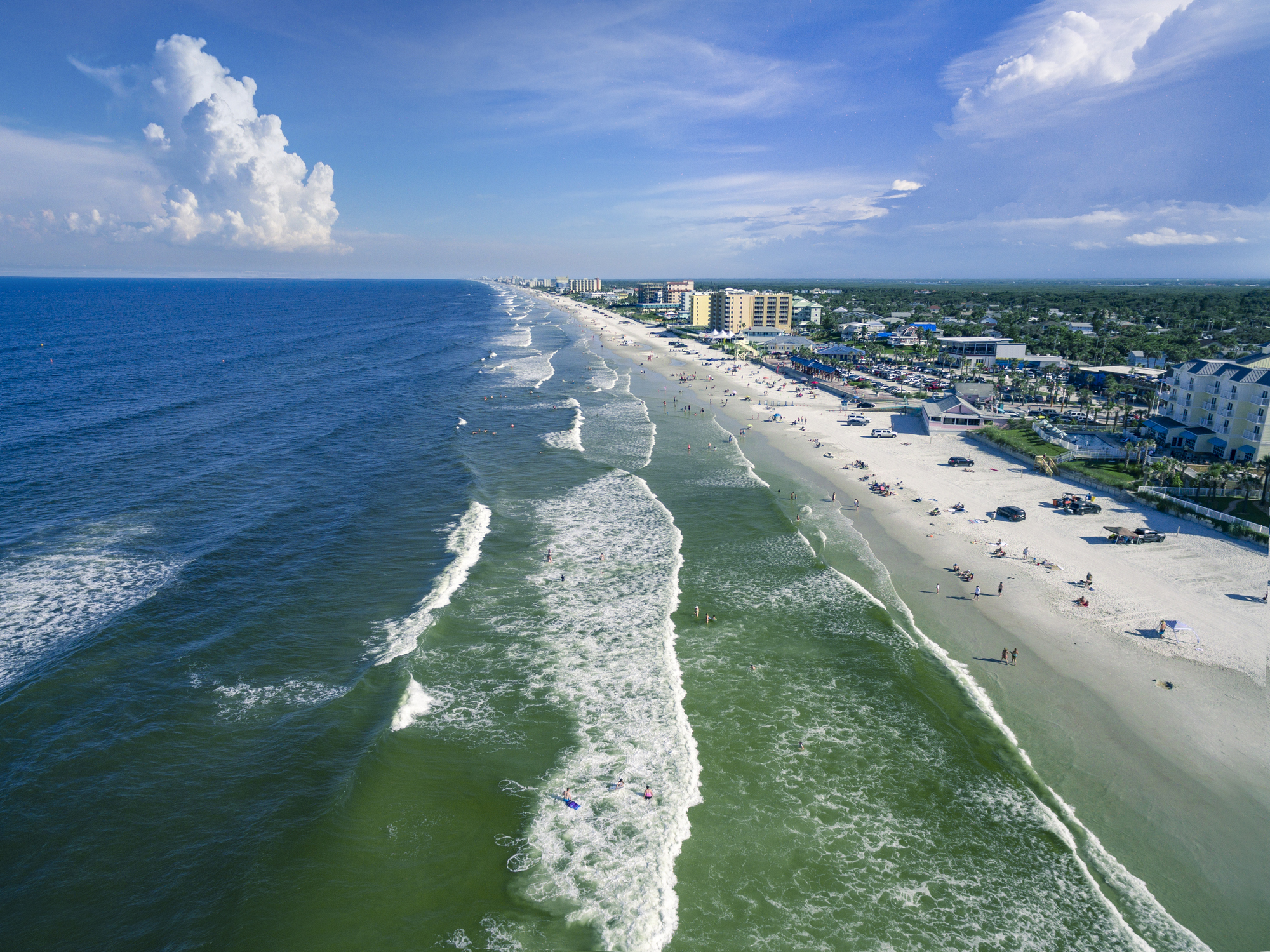 Three People Injured In Separate Shark S At Florida Beach