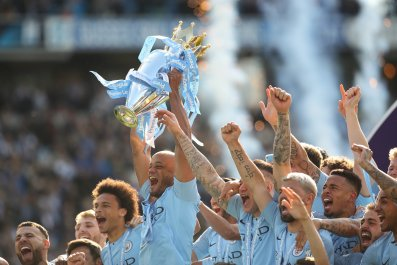 Manchester City, Premier League