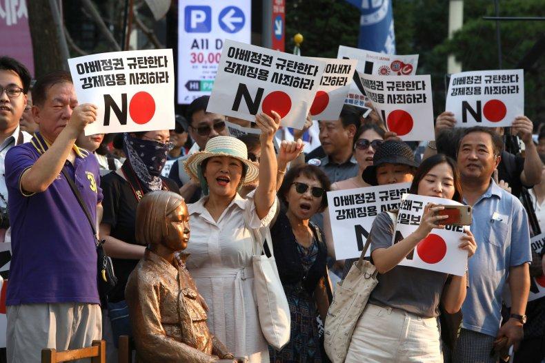 Japan, South Korea, trade war, dispute, explained