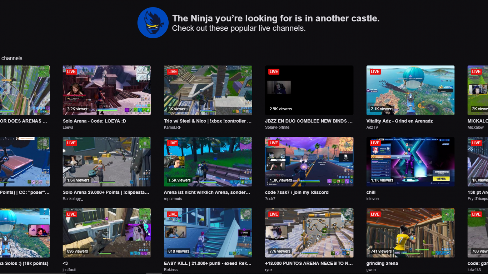 Twitch After Ninja: Top Streamer Leaves Platform For