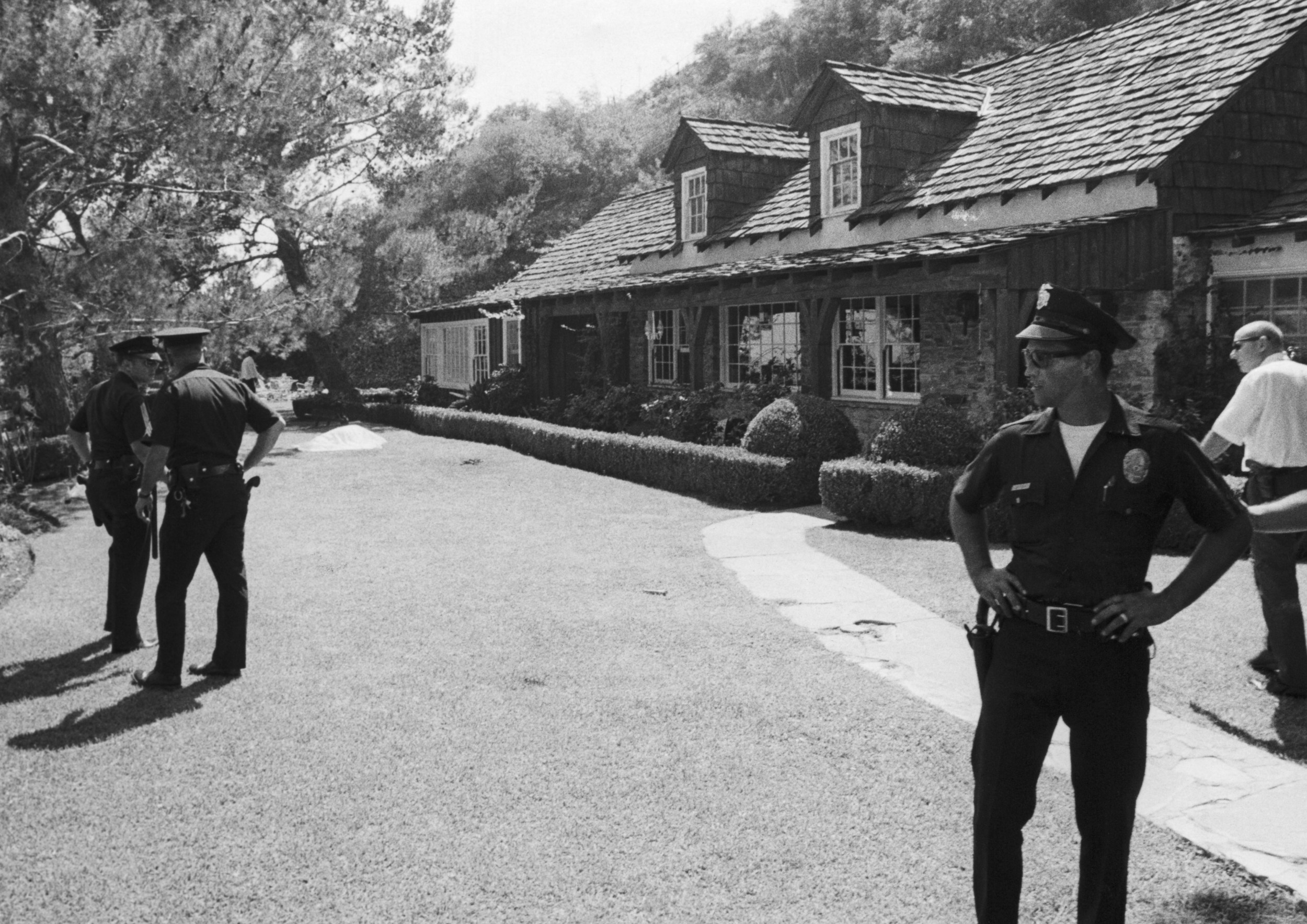 Where Is the House Sharon Tate Was Killed In? Movie-Goers