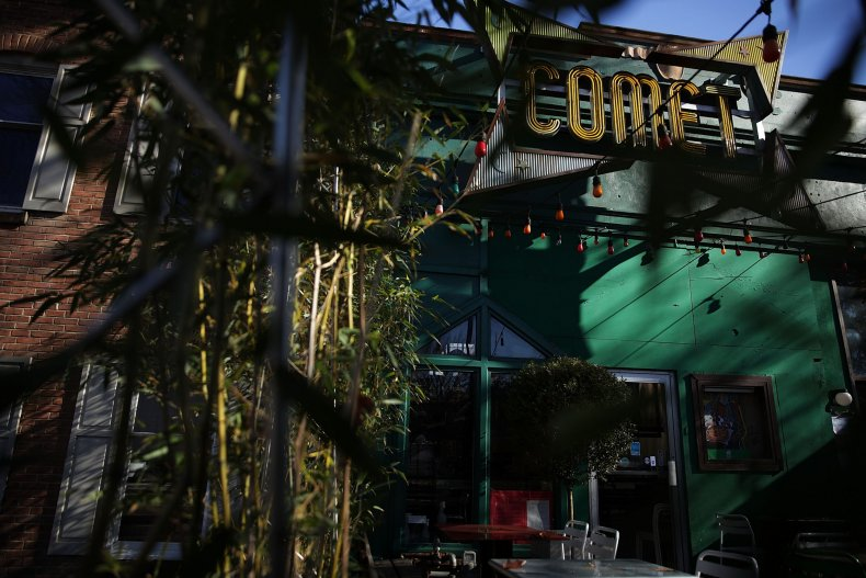 comet ping pong pizzeria